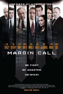 Margin Call DVD cover