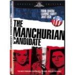 Manuchrian Candidate 1962 DVD cover