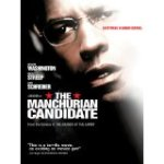 Manchurian Candidate 2004 DVD cover