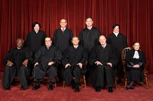 Judges of the U.S. Supreme Court