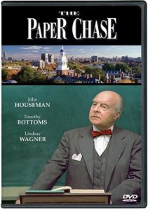 DVD cover for The Paper Chase