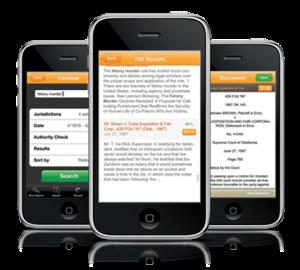 Fastcase app