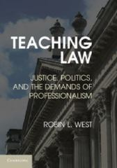 Teaching Law