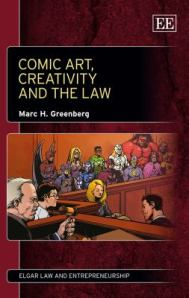 Comic Art, Creativity and the Law