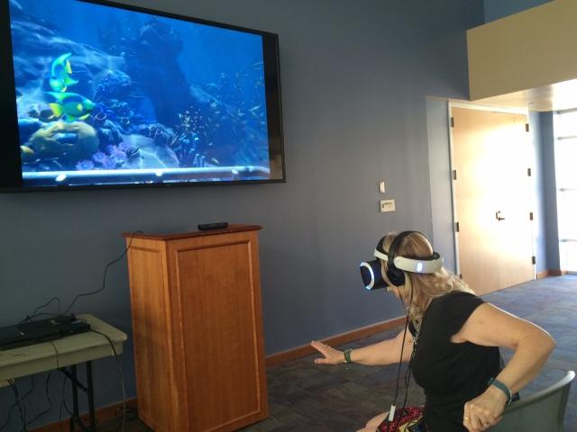 Deb Baker VR