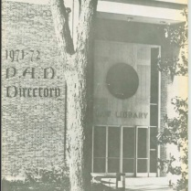 Student Directory 1971-72